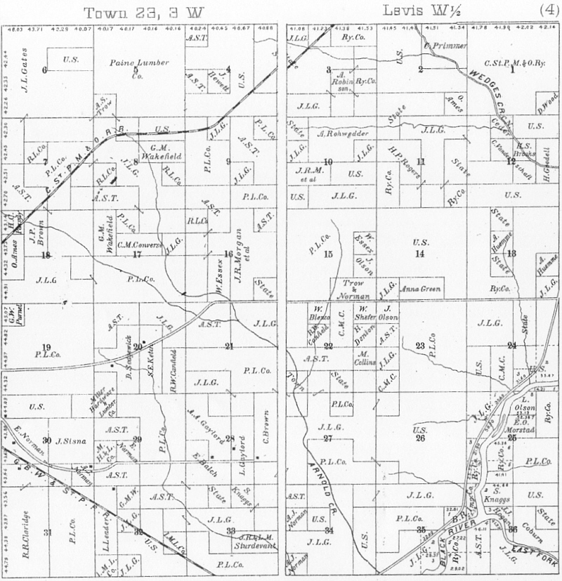 File:Map of Wood County Ohio With Municipal and Township ... |Cranmoor Wood County Wisconsin Plat Map