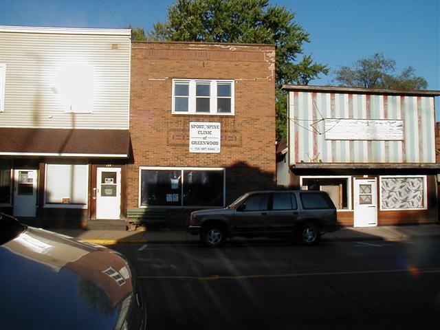 Greenwood Eaton Township Clark County Wisconsin