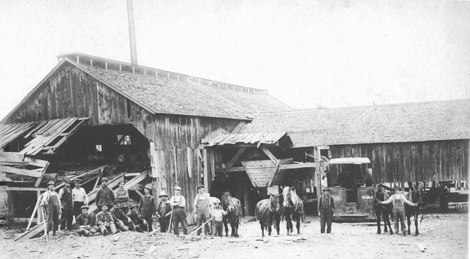 Zabel's Sawmill - Lumber - New London, WI
