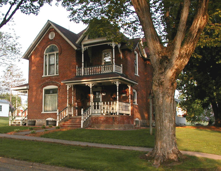 Historic Homes Of Neillsville Wisconsin